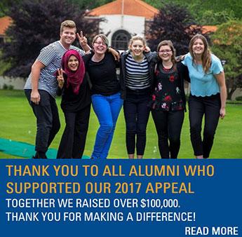 Alumni Appeal